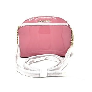 Michael Kors Pink Emmy Crossbody